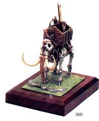 Masterpiece Editions - War Mammoth of the Undead Legion