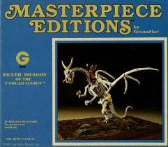 Masterpiece Editions - Death Dragon of the Undead Legion