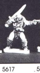 Barbarian Battle Leader