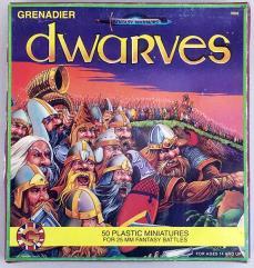 Fantasy Warriors - Dwarves