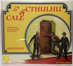 Call of Cthulhu w/Partially Painted Miniatures
