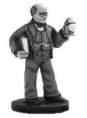 Adventures Box Set - Professor w/Lantern & Tome