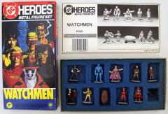 Watchmen - w/Painted Figures