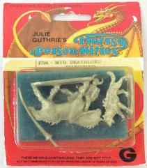 Mounted Deathlord Warhound