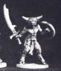 Minotaur Warrior