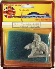 Swarven Ursine Cavalry w/Spear