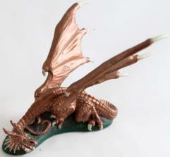 Series #1 - Copper Dragon #2