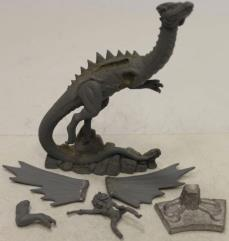Series #1 - Brass Dragon #4