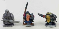 Dwarves w/Spears Collection #1