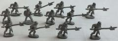 Fighting Men w/Halberds Collection #1