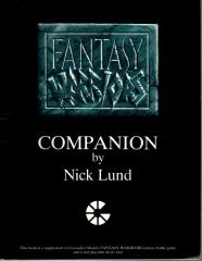 Fantasy Warriors Companion