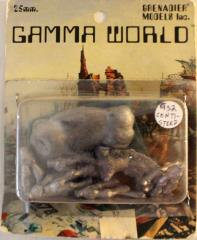 Gamma world grenadier miniatures games from grenadier noble centi steed publicscrutiny Image collections