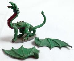 Series #1 - Green Dragon #2