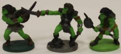 Half-Orc Fighters