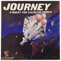 Journey - A Quest for Galactic Power