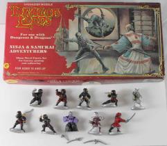 Ninja & Samurai Adventurers #1