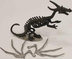 Skeletal Dragon #1
