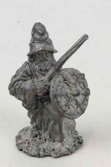 Sorcerer w/Sword & Shield #1