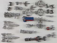 Space Squadrons Collection #1