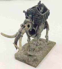 War Mammoth of the Undead Legion #1