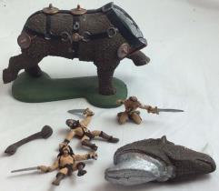 War Rhino #1