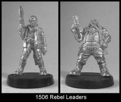 Rebel Leaders