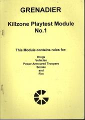 Kill Zone Playtest Module #1