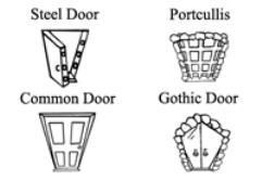 Starter Set #2 - Doors