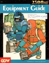 Equipment Guide (Limited Edition)