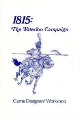1815 - The Waterloo Campaign (1st Edition)