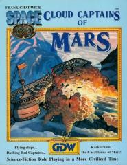 Cloud Captains of Mars