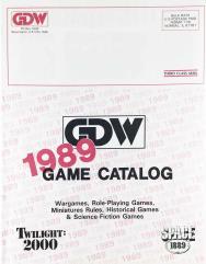 1989 Game Catalog