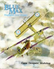 Blue Max - Dogfights Over France (1st Edition)
