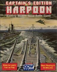 Harpoon (Captain's Edition)