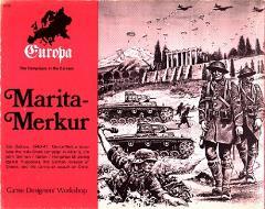 Marita-Merkur (1st Printing, Red/Pink Box)