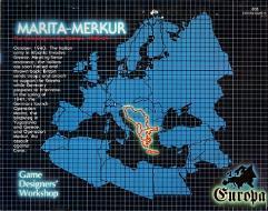 Marita-Merkur (2nd Printing, Blue Box)