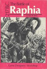 Battle of Raphia, The