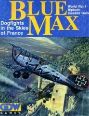 Blue Max - Dogfights Over France (2nd Edition)