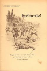 En Garde! (1st Edition)