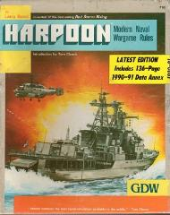 Harpoon (1990-1991 Edition w/Data Annex)