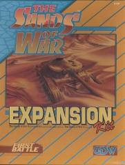 Sands of War, The - Expansion Kit