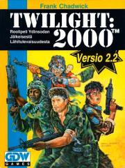 Twilight - 2000 (Version 2.2, Finnish Edition)