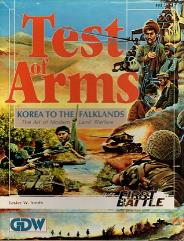 Test of Arms - Korea to the Falklands