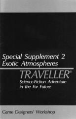 Special Supplement #2 - Exotic Atmospheres