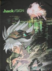 .Hack//Sign - Tsukasa Wall Scroll