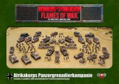 Afrika Korps Panzer Grenadier Company