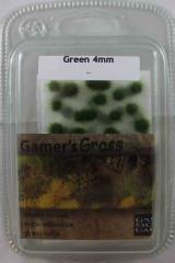 Tufts - Green 4mm