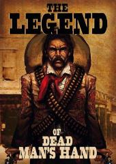 Legend of Dead Man's Hand, The w/Cards