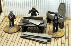 Civilian Undertaker's Set