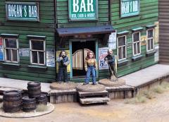 Rogan's Bar Set